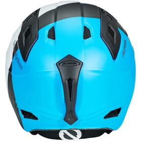 Alpina Snowmythos - Casco de bicicleta - azul/negro